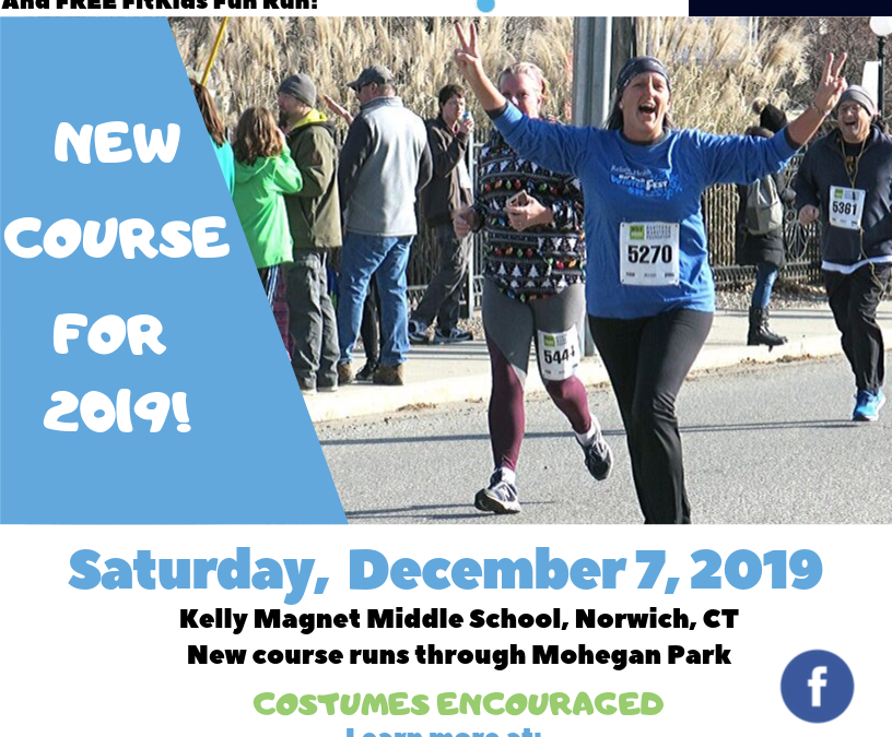 Norwich WinterFest 5K and FREE FitKids! Fun Run