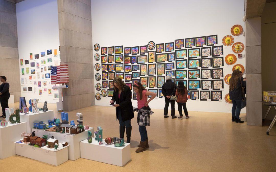 Middletown Public Schools City Wide K-12 Art Show
